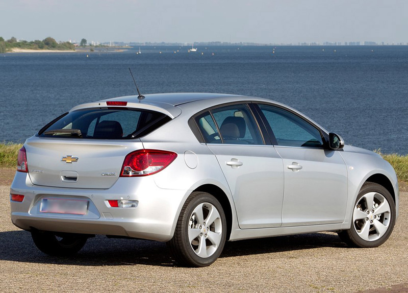 Chevrolet Cruze 2011 hatch